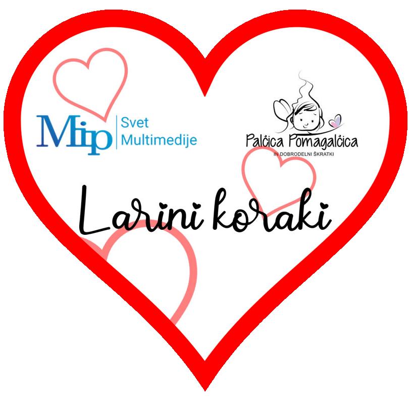 Larini koraki & Rok Križan - Svet multimedije & Palčica Pomagalčica